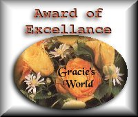 Won Gracie's Award of Excellance